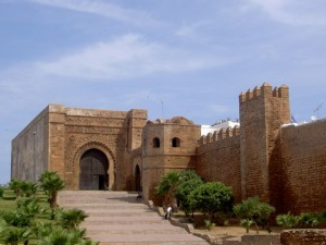 Rabat_palace_gate